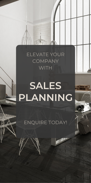 Sales Planning To Enhance Company Performance